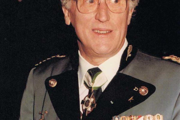 Zum 30. Todestag des Majors Bruno Kistler
