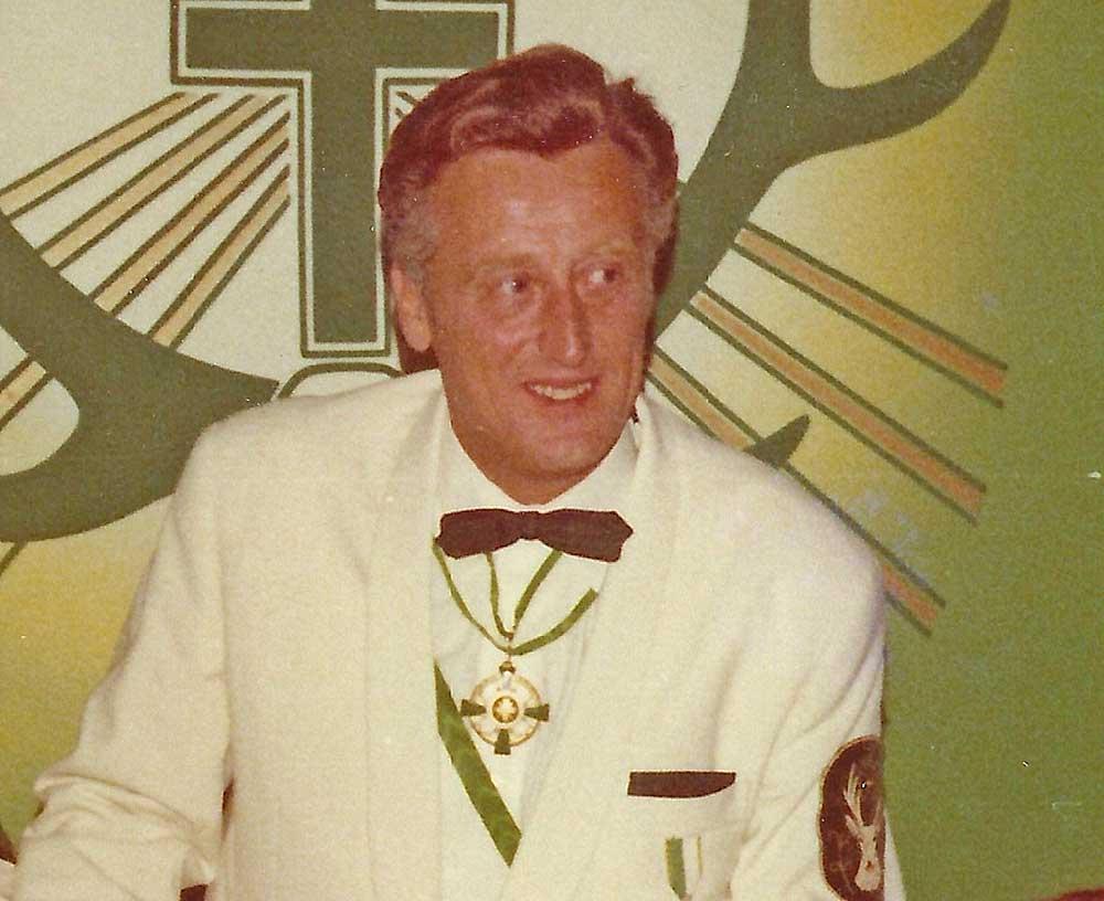 Major Bruno Kistler 1969