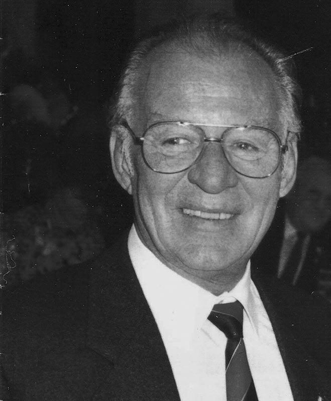 Schützenkönig der Stadt Neuss 1975-76 Alex Wismann