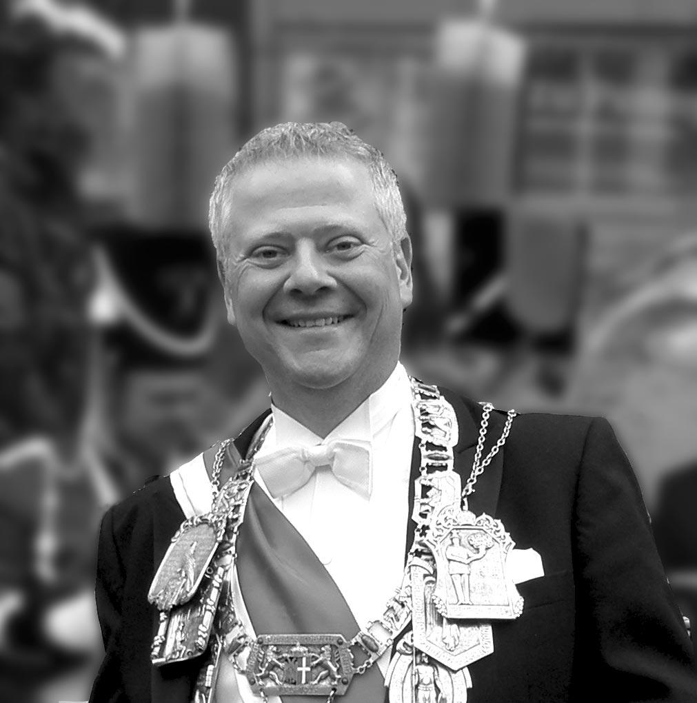 Schützenkönig der Stadt Neuss 2013-14 Rainer Reuss jun.