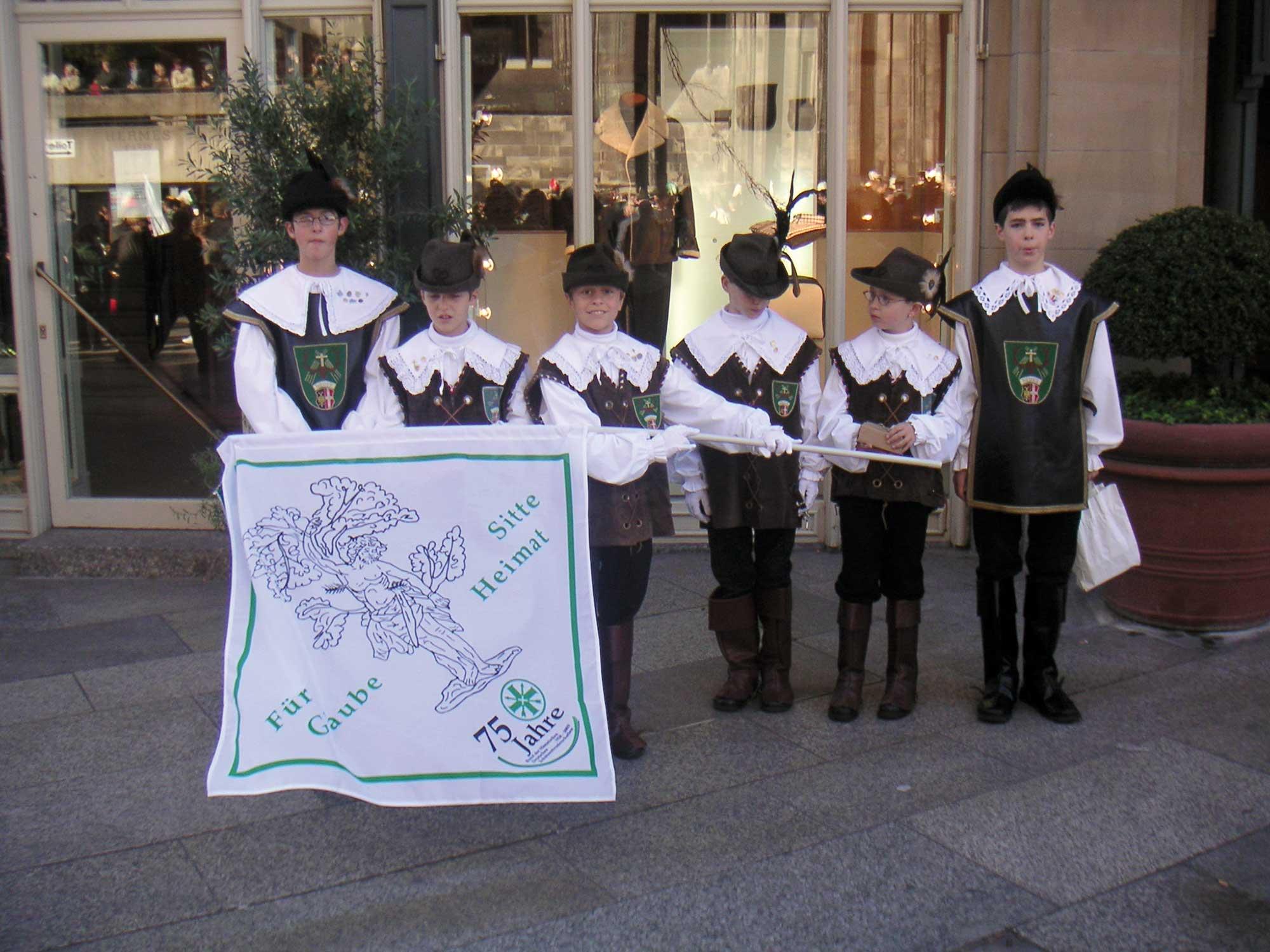 Bogenschützen 2003