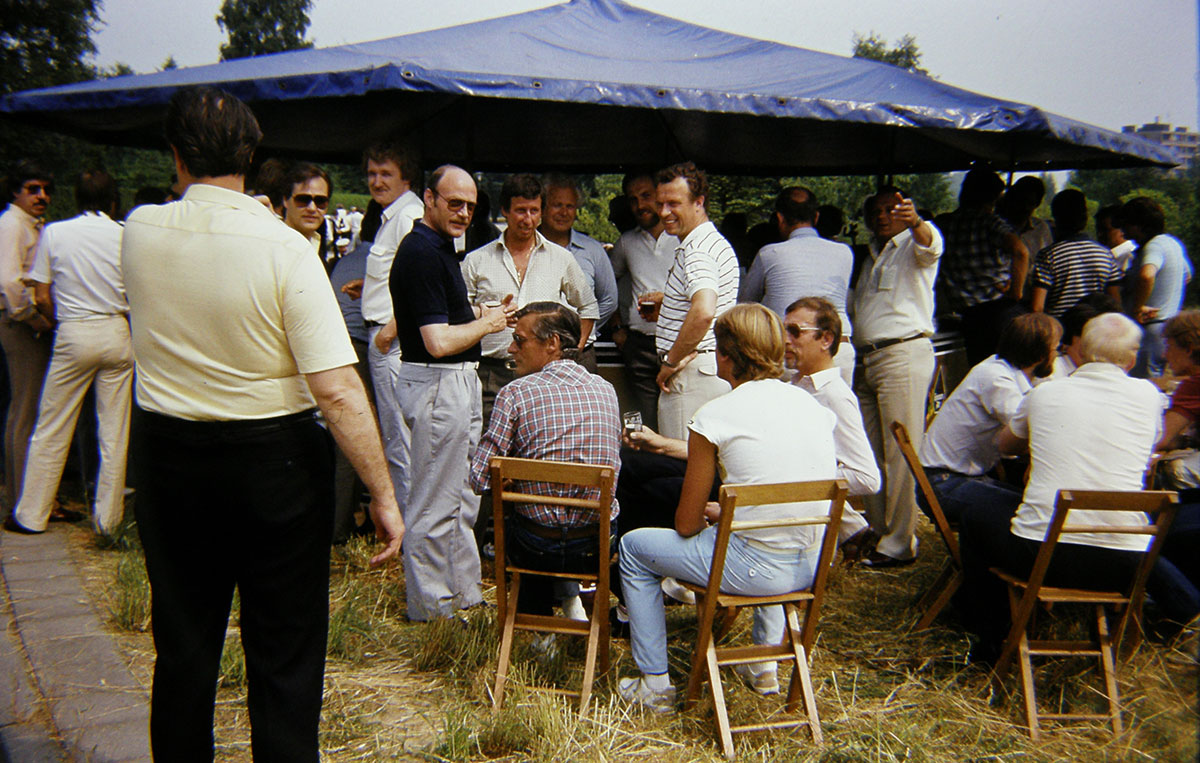 Hubertuscorps Biwak 1983