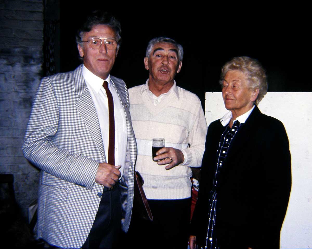 Biwak 1984 Hubertuskönig Josef Hoffmann
