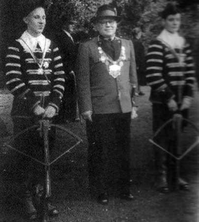 Bogenschützen 1953