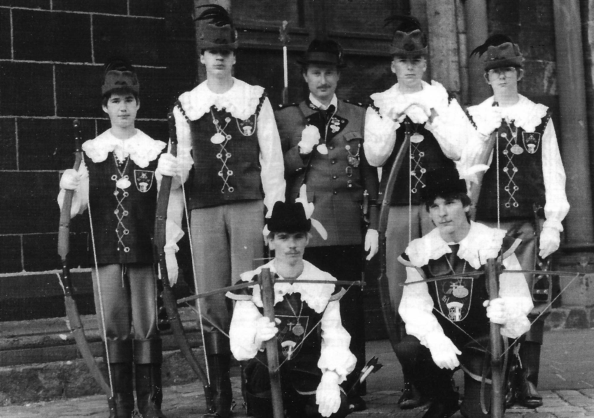 Bogenschützen 1990