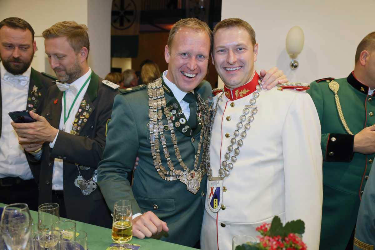 Bezirkskönigsempfang 2019