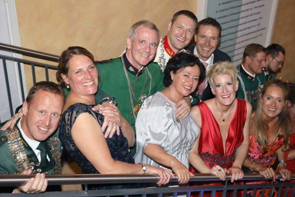 Bezirkskönigs-Ehrenempfang 2019 des Bezirksverbandes Neuss