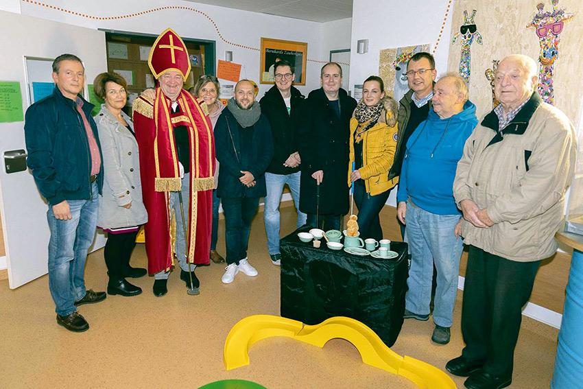 2019 St. Martin in der Kinderklinik im Lukaskrankenhaus