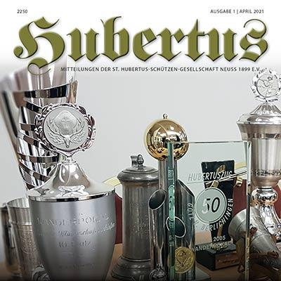 Hubertus Ausgabe 1/2021