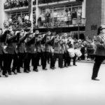 Der Fanfarenzug der Hubertus-Schützen
