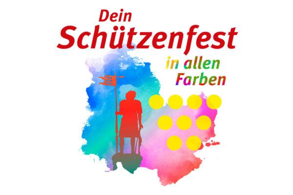 Malwettbewerb: Dein Schützenfest in allen Farben