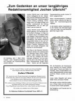 2009 - Zum Tod von Jochen Ulbricht
