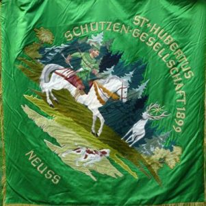 Franken-Fahne 1970 Vereinsseite