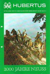 Hubertus Titelblatt 1984