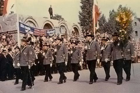 NBSF 1955 Parade